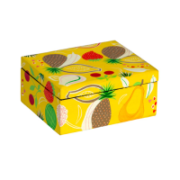 Fiesta Box - Small - Yellow