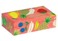 Fiesta Box - Large - Dusky Pink