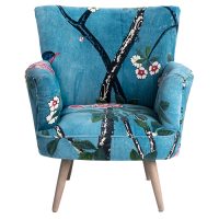 Birdsong Occasional Chair - Multicolour