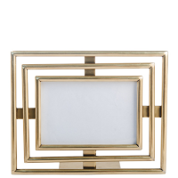 Art Deco Photo Frame - Medium - Gold