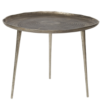 Occasional Table - Large - Antique Nickel