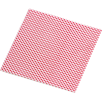 Nippon Diamond Greeting Card - Fuchsia / White