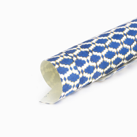 Array Wrapping Paper - Royal Blue
