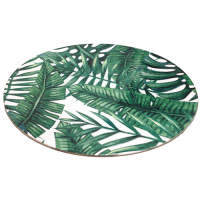 Palm Frond Tray - Large - Green