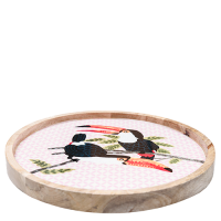 Toucan Tray - Multicolour