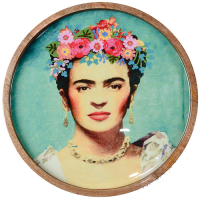 Frida Tray - Gold Necklace - Multicolour